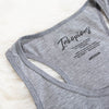Irwin the English Pointer - Racerback Tank Top