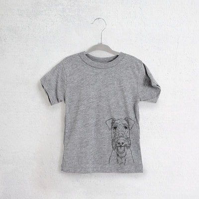 Andy the Airedale Terrier - Kids/Youth/Toddler Shirt