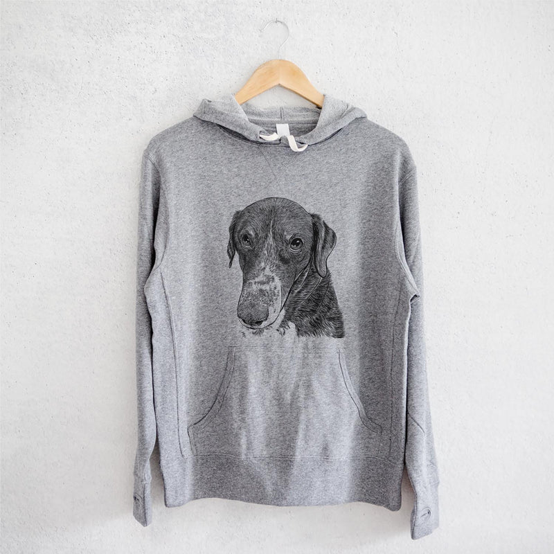 Angel Orion the Mixed Breed - French Terry Hooded Sweatshirt
