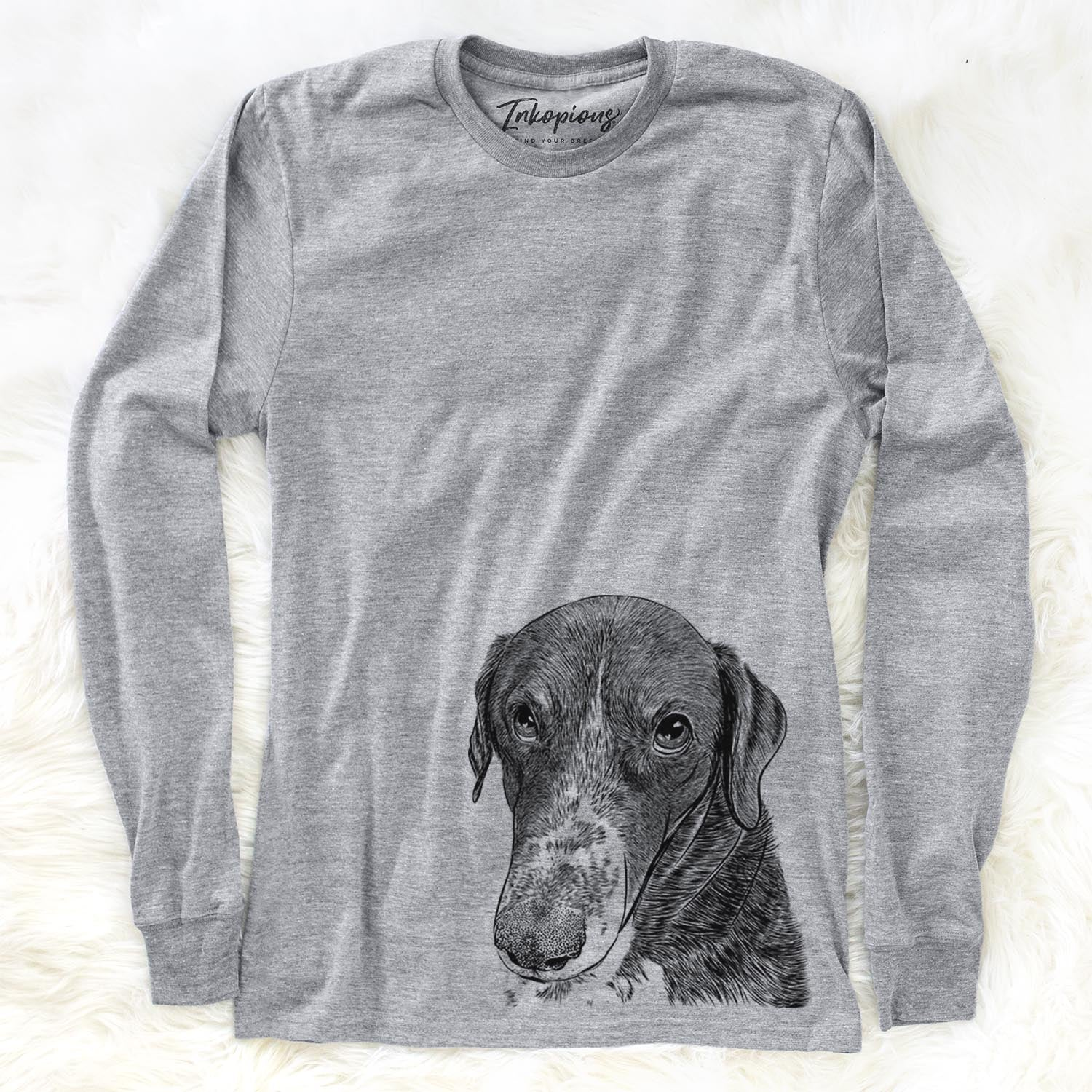 Angel Orion the Mixed Breed - Long Sleeve Crewneck