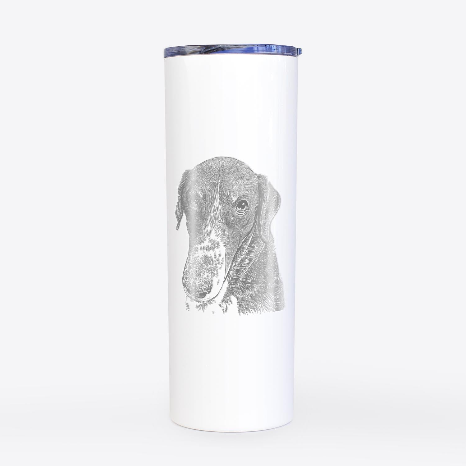Angel Orion the Mixed Breed - 20oz Skinny Tumbler