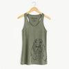 Baron the Bloodhound - Racerback Tank Top