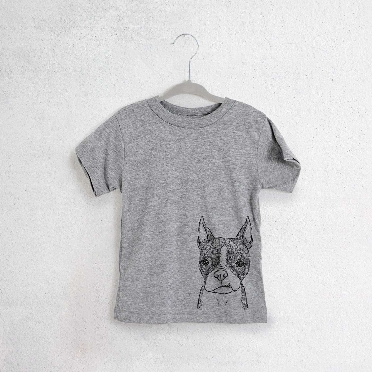 Bean the Boston Terrier - Kids/Youth/Toddler Shirt