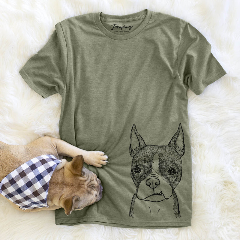 Bean the Boston Terrier - Unisex Crewneck