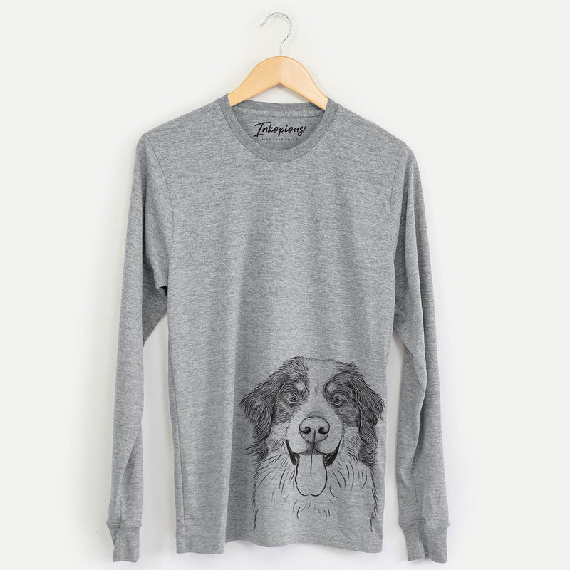 Blaze the Bernese Mountain Dog - Long Sleeve Crewneck