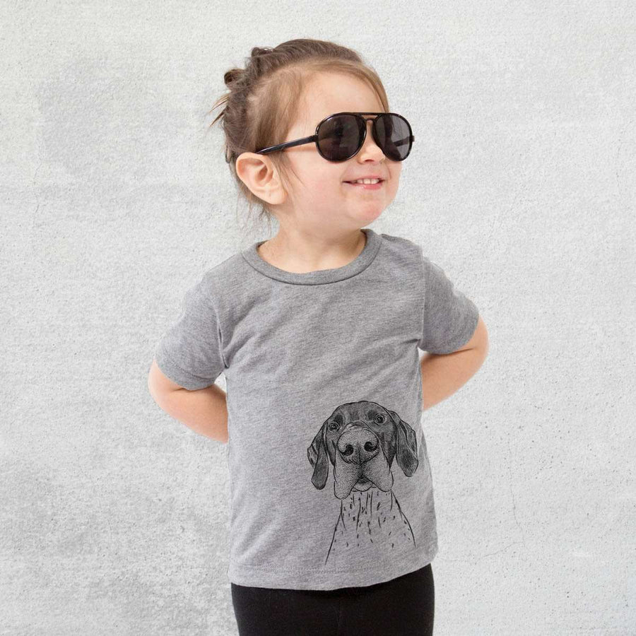 Booze the German Shorthaired Pointer - Kids/Youth/Toddler Shirt