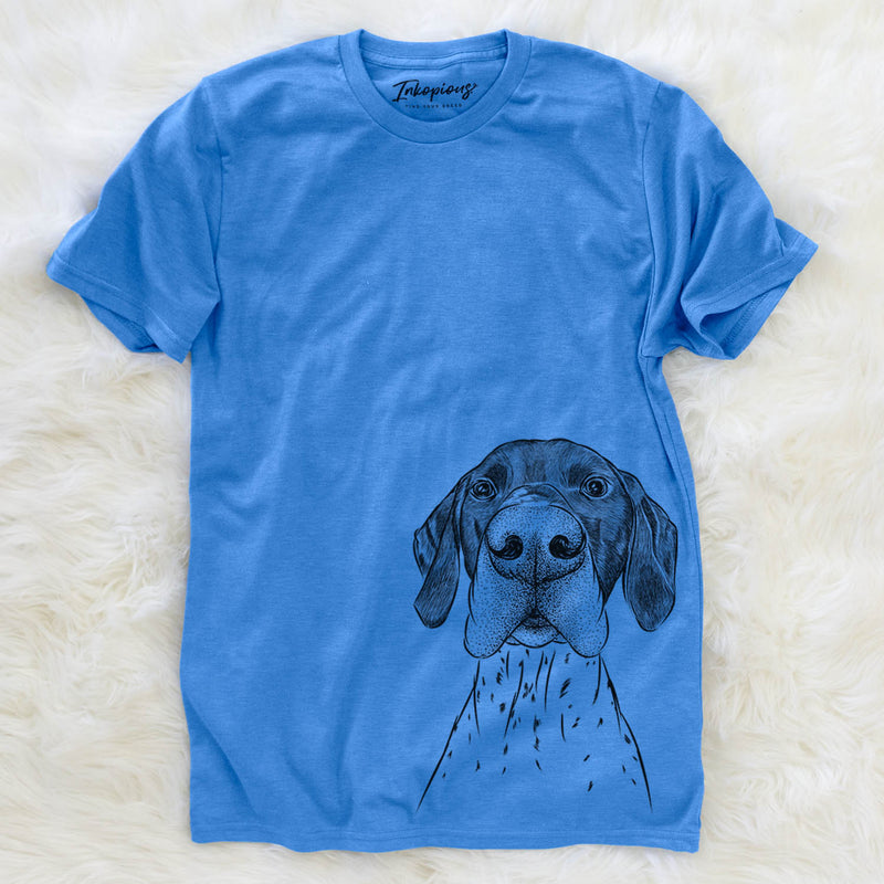 Booze the German Shorthaired Pointer - Unisex Crewneck