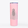 Brady the Turkey - 20oz Skinny Tumbler