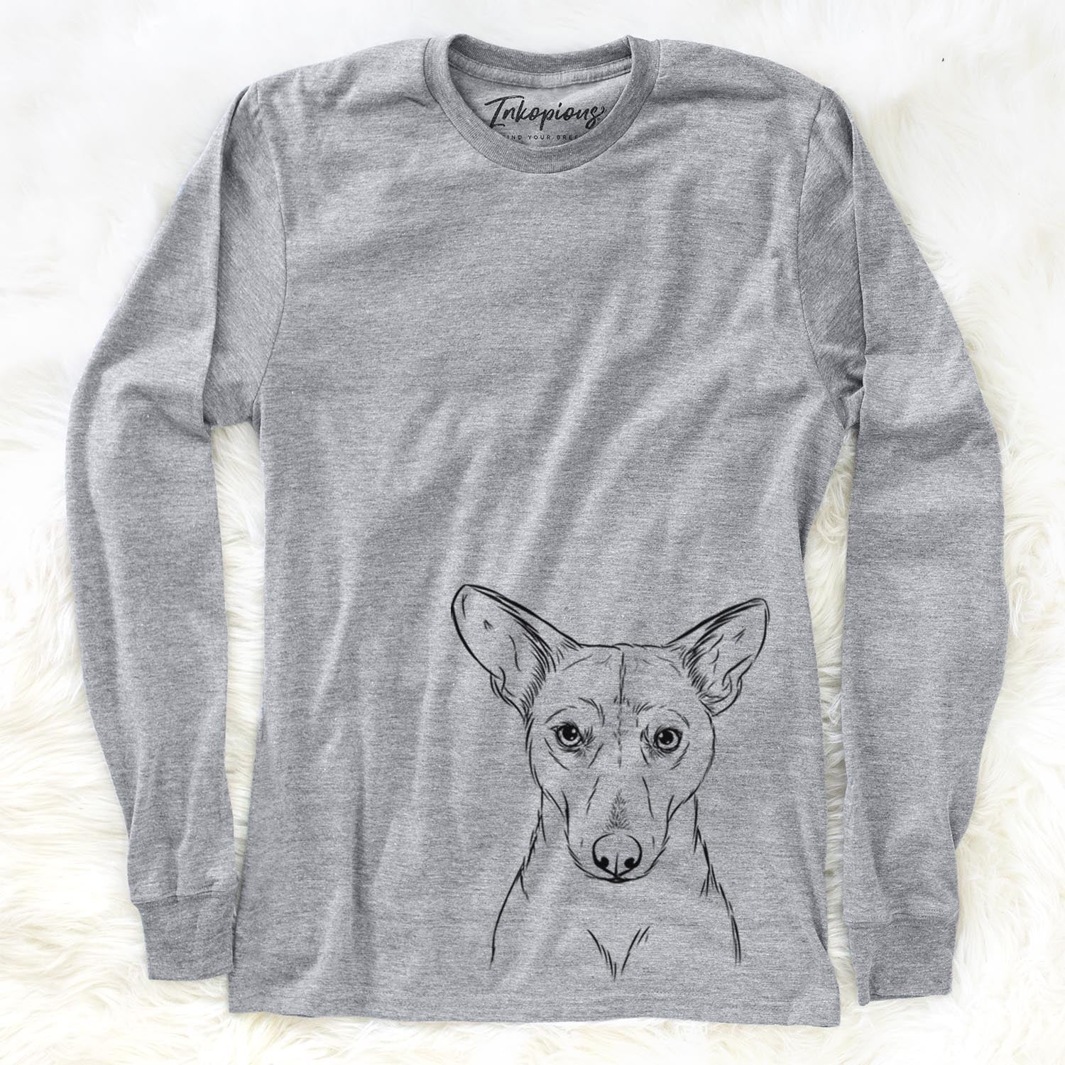 Buff the Dorgi - Long Sleeve Crewneck