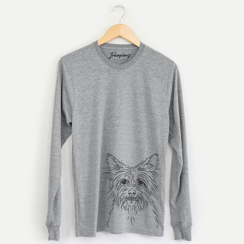 Calum the Cairn Terrier - Long Sleeve Crewneck