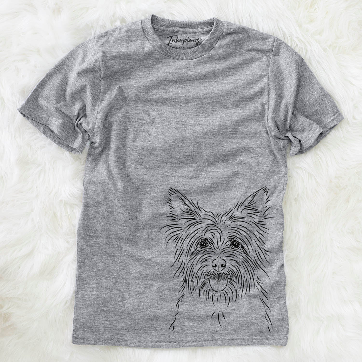Calum the Cairn Terrier - Unisex Crewneck