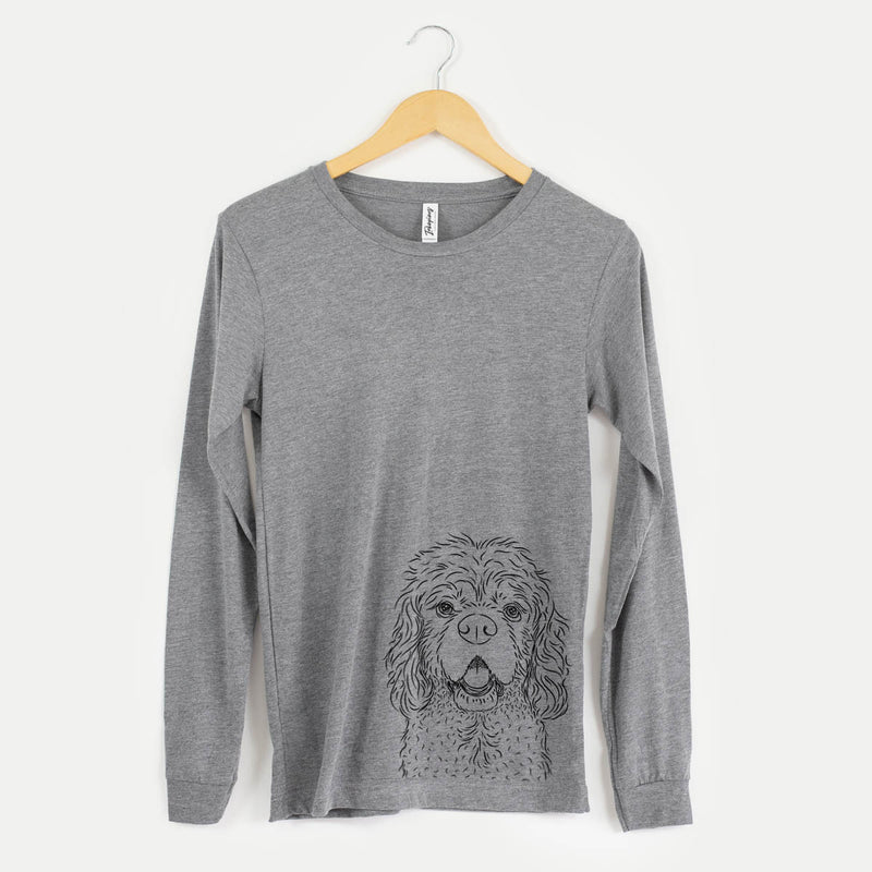 Casey the American Cocker Spaniel - Long Sleeve Crewneck