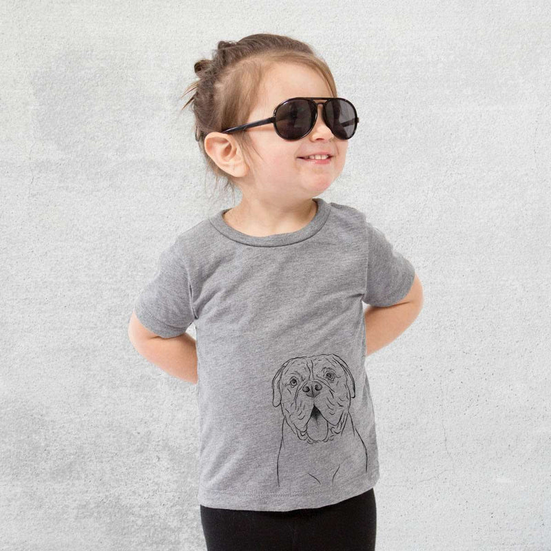 Chief the Boxer Bulldog Mix - Kids/Youth/Toddler Shirt