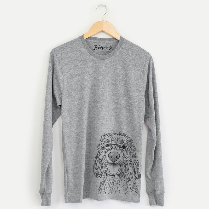 Clover the Cockapoo - Long Sleeve Crewneck