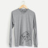 Cooper the Boxer - Long Sleeve Crewneck