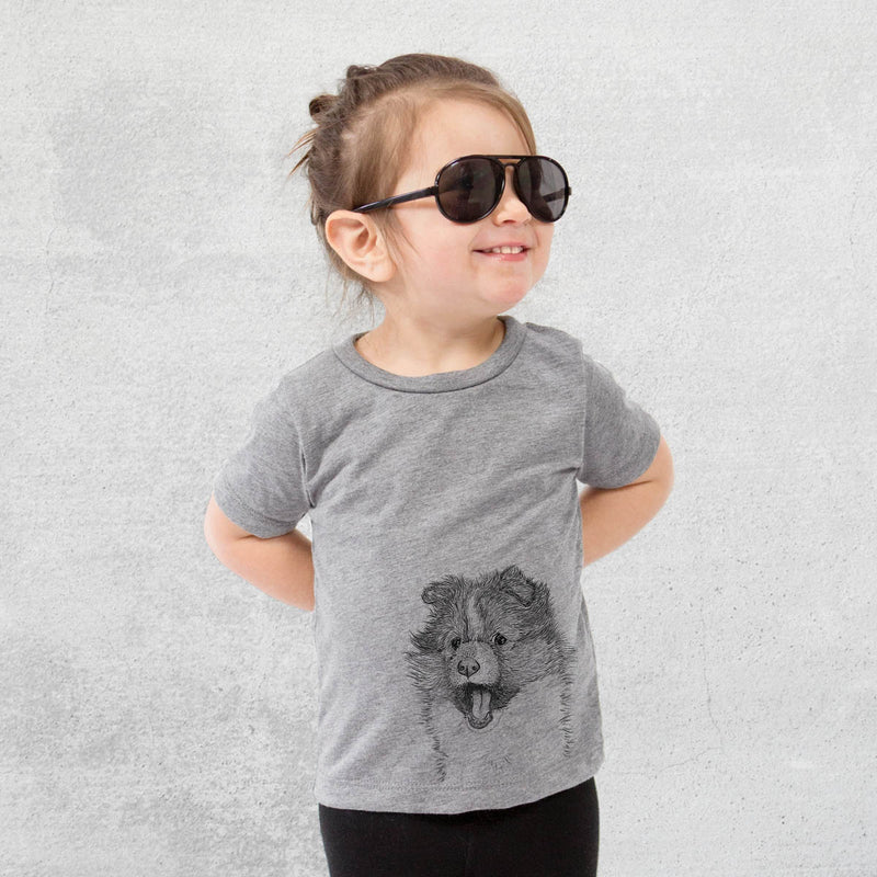 Dylan the Shetland Sheepdog - Kids/Youth/Toddler Shirt