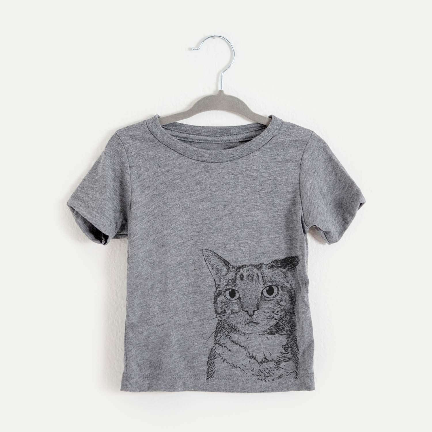 Eleanor the Domestic Shorthair - Kids/Youth/Toddler Shirt