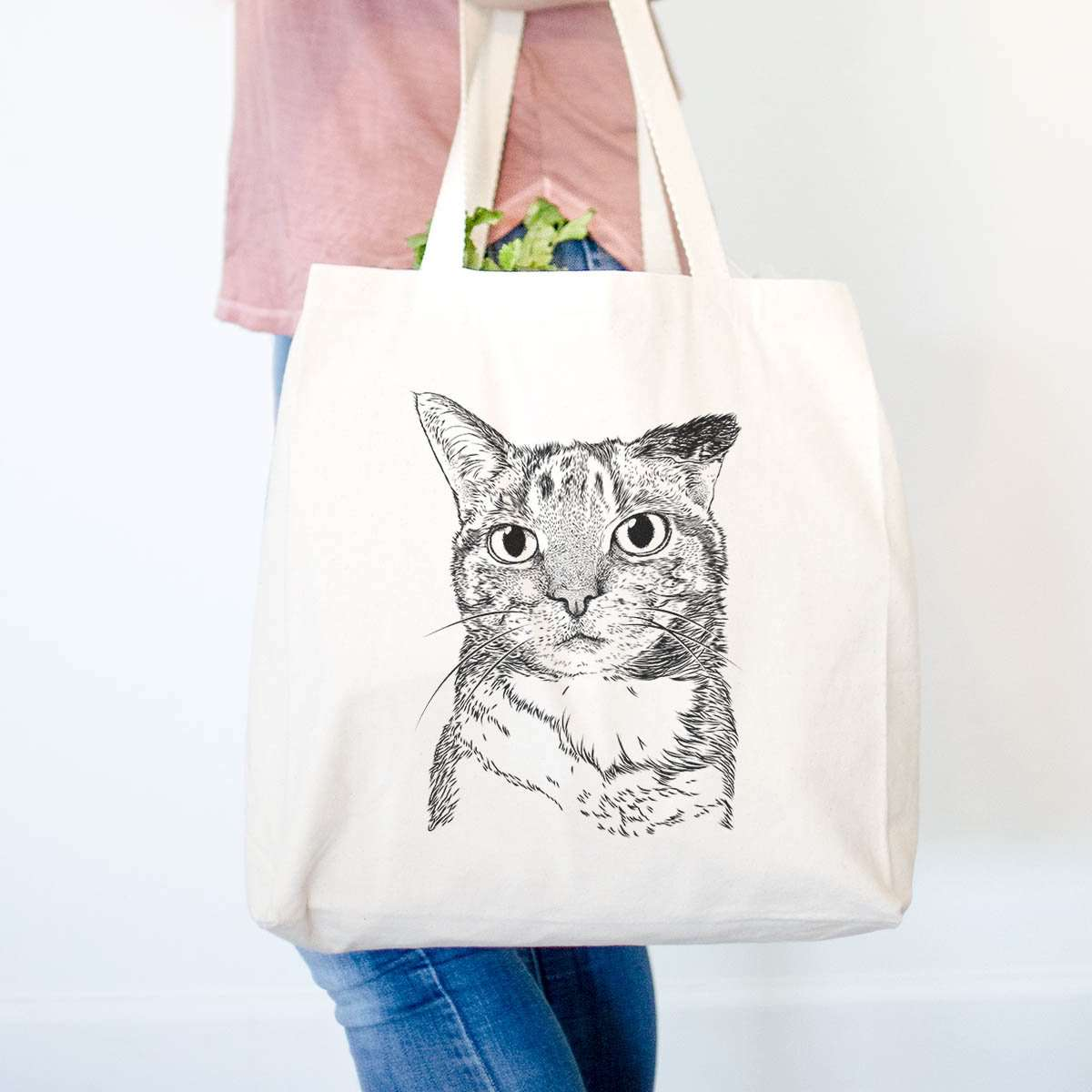 Eleanor the Domestic Shorthair - Tote Bag