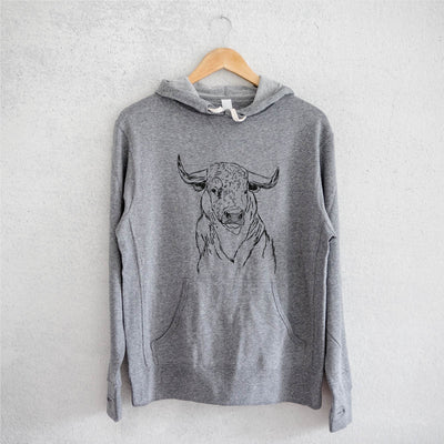 Ferdinand the Bull - French Terry Hooded Sweatshirt
