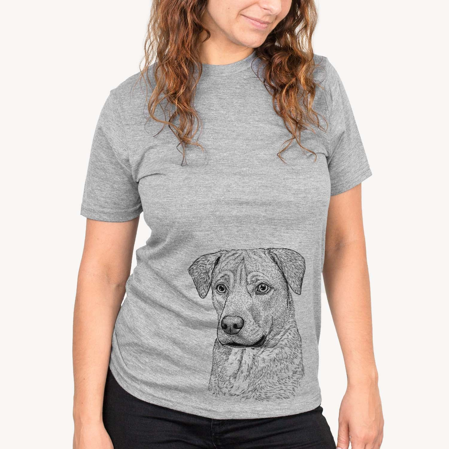 Feta the Mixed Breed - Unisex Crewneck