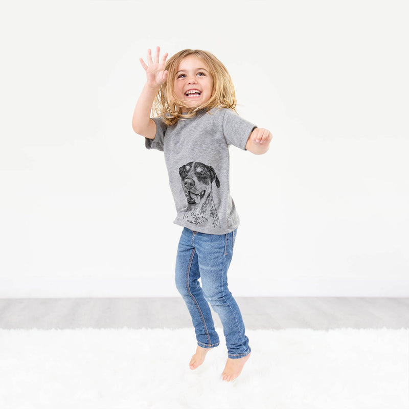 Gerti the Mixed Breed - Kids/Youth/Toddler Shirt