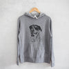 Gerti the Mixed Breed - French Terry Hooded Sweatshirt