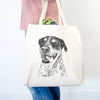 Gerti the Mixed Breed - Tote Bag