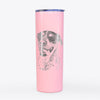 Gerti the Mixed Breed - 20oz Skinny Tumbler