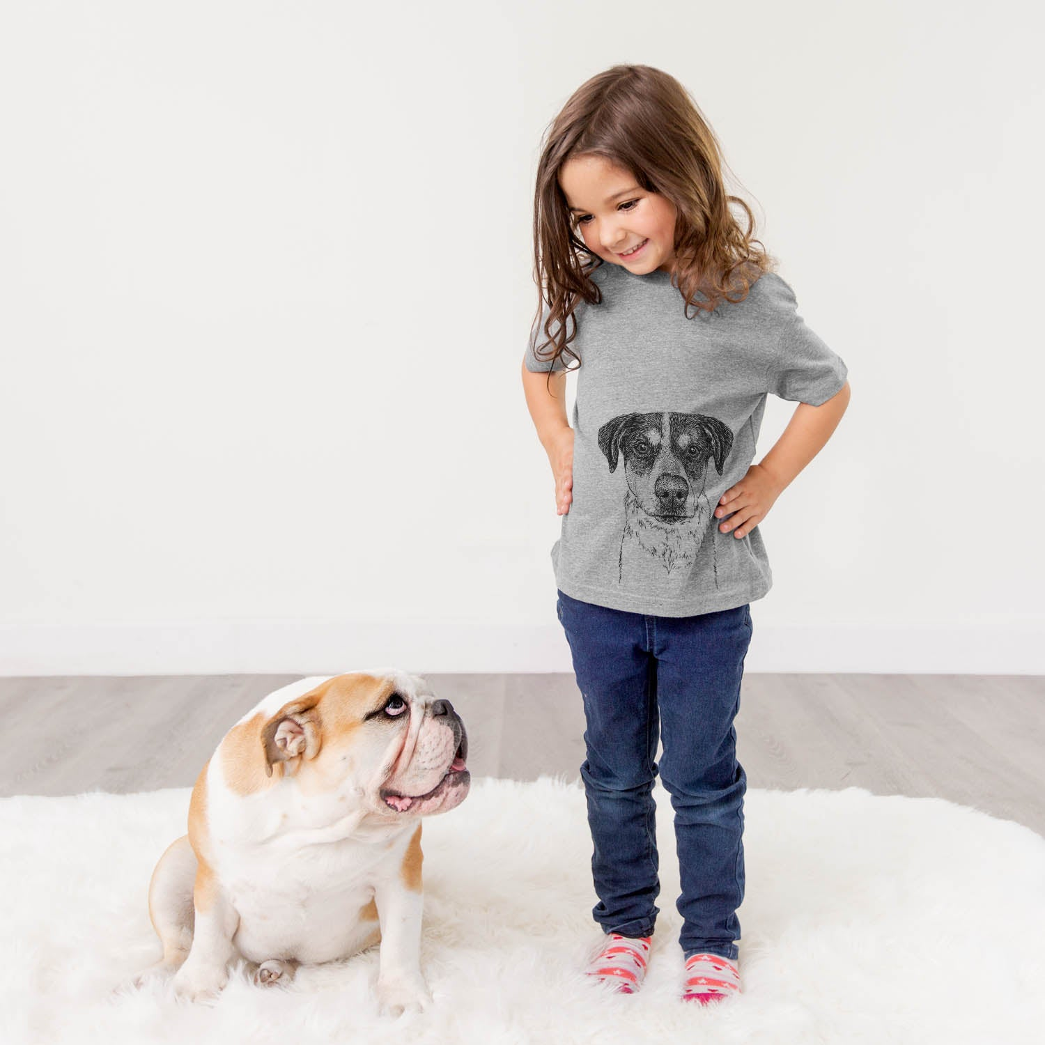 Gertrude the Mixed Breed - Kids/Youth/Toddler Shirt