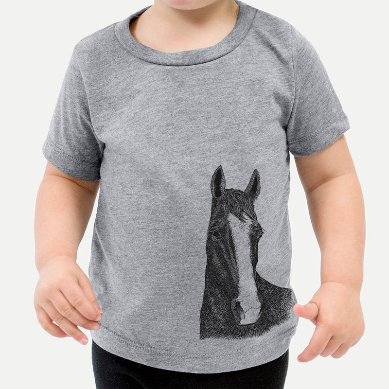 Gibson the Tennessee Walking Horse - Kids/Youth/Toddler Shirt