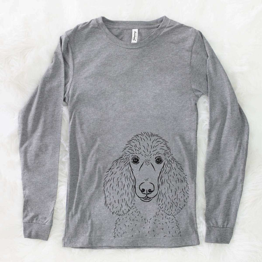 Giovanni the Poodle - Long Sleeve Crewneck