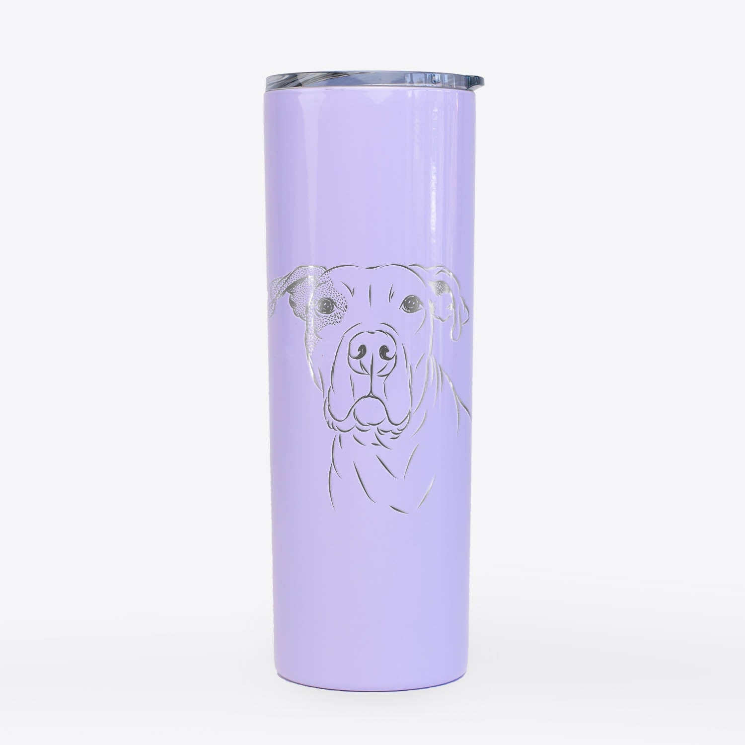 Gummy the Pitbull - 20oz Skinny Tumbler