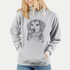 Gunner the Mixed Breed - Unisex Hooded Sweatshirt