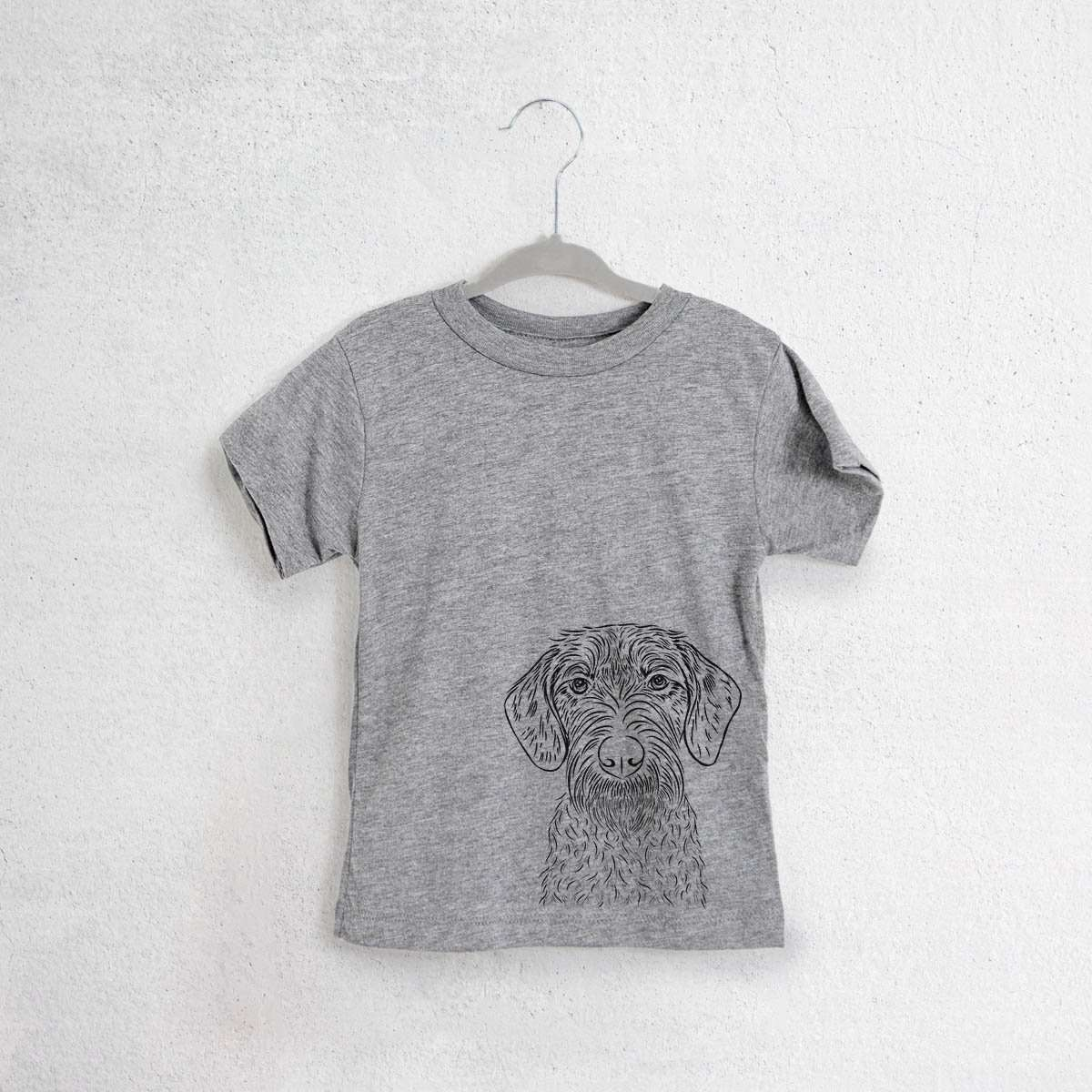 Gus the German Wirehaired Pointer - Kids/Youth/Toddler Shirt