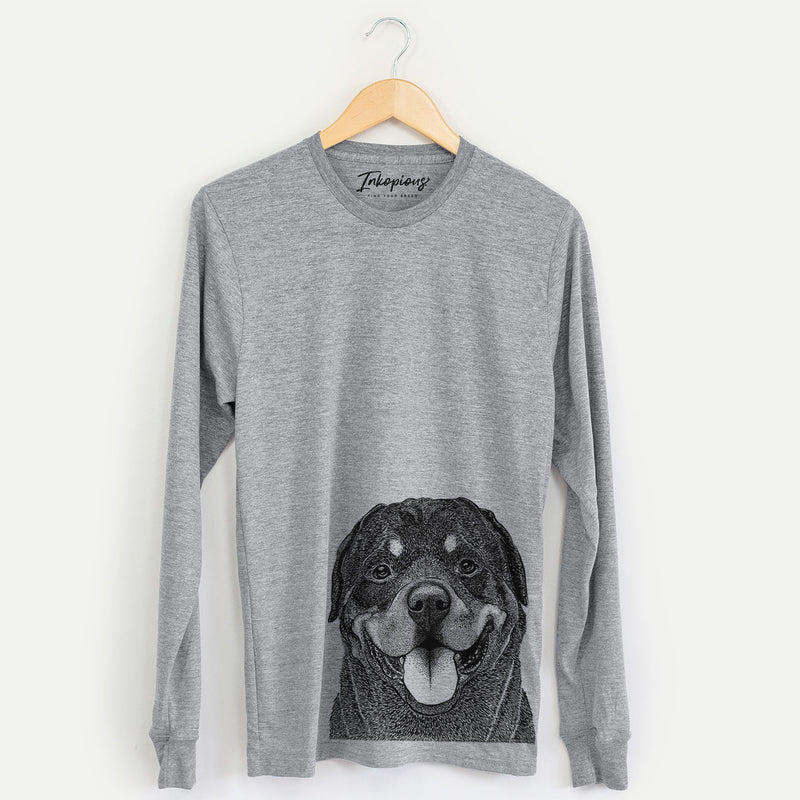 Hagan the Rottweiler - Long Sleeve Crewneck