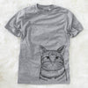 Henry the Bengal Cat - Unisex Crewneck