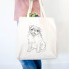 Higgins the Pug - Tote Bag
