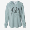 Hook the Saint Bernard - Cali Wave Hooded Sweatshirt
