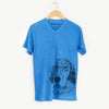 Hutch the English Setter - Unisex V-Neck Shirt