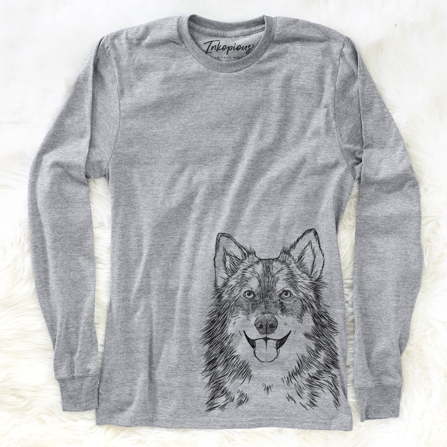 Iben the Utonagan - Long Sleeve Crewneck
