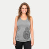 Kenna the Poodle - Racerback Tank Top