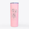 Kiara the Welsh Terrier - 20oz Skinny Tumbler