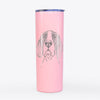 Liam the English Pointer - 20oz Skinny Tumbler