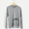Loki the Malamute - Long Sleeve Crewneck