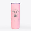 Luna the Black Mouth Cur - 20oz Skinny Tumbler