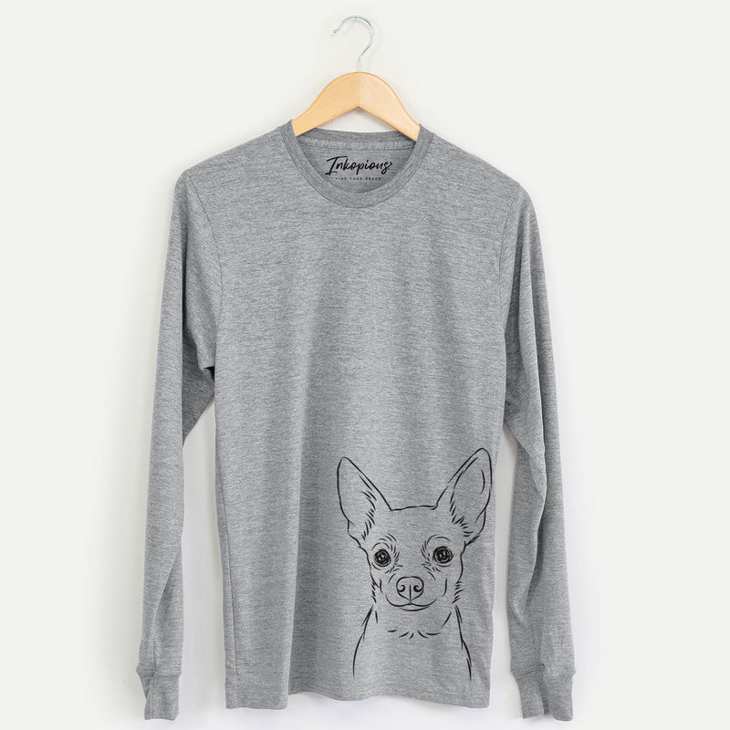 Martini the Chihuahua - Long Sleeve Crewneck