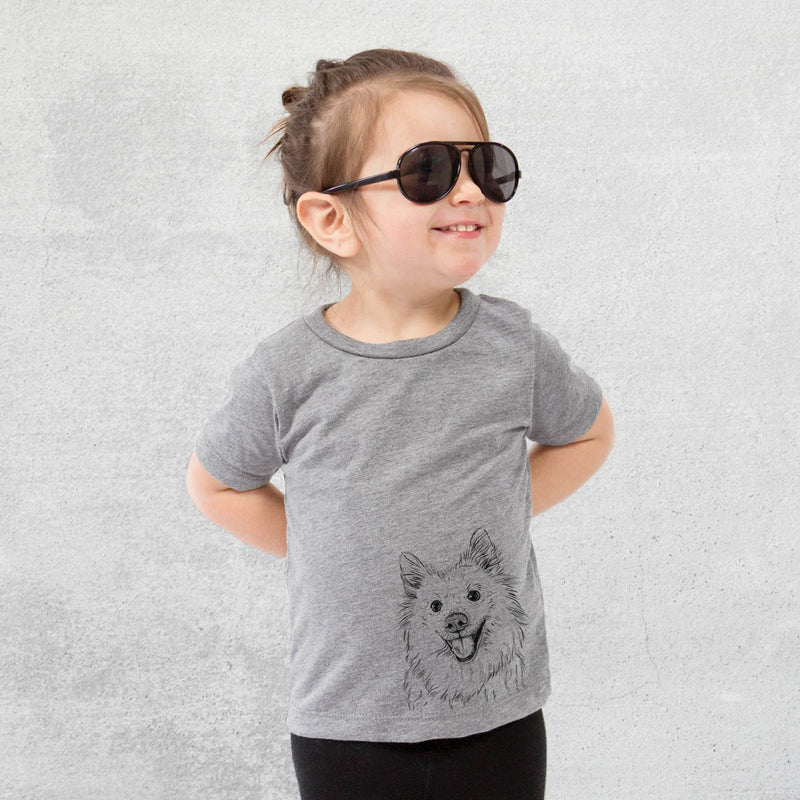 Miki the American Eskimo - Kids/Youth/Toddler Shirt
