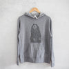 Mr. Otis the Prairie Dog - French Terry Hooded Sweatshirt