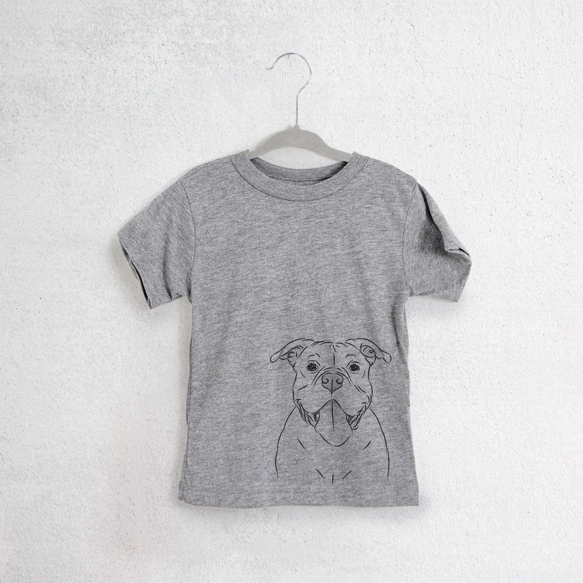 Nacho the American Bully - Kids/Youth/Toddler Shirt