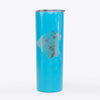 NutterButter the English Mastiff - 20oz Skinny Tumbler